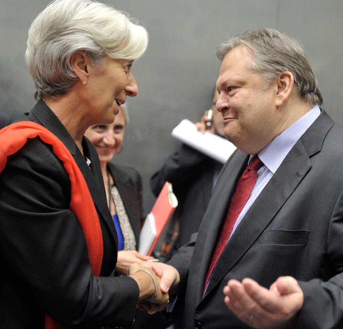 Το παρασκήνιο της κρίσιμης συνάντησης Βενιζέλου-Λαγκάρντ – Τι δήλωσε η διευθύντρια του ΔΝΤ | Newsit.gr