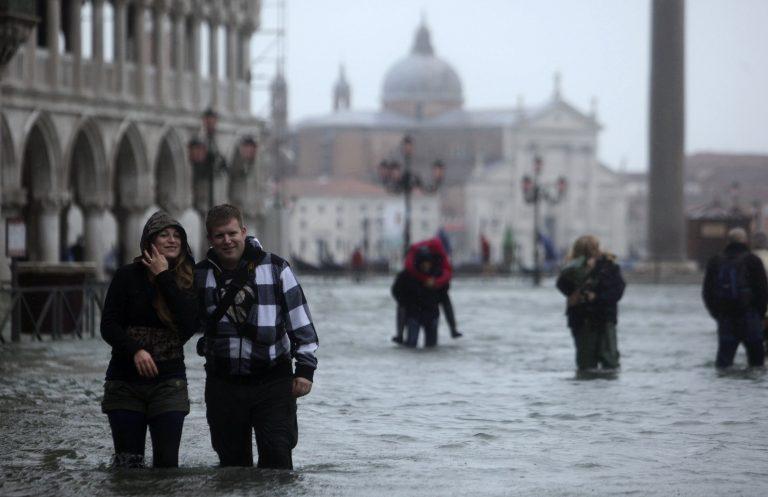 Βενετία: η αιώνια… πλημμυρισμένη πόλη – ΦΩΤΟ   Newsit.gr