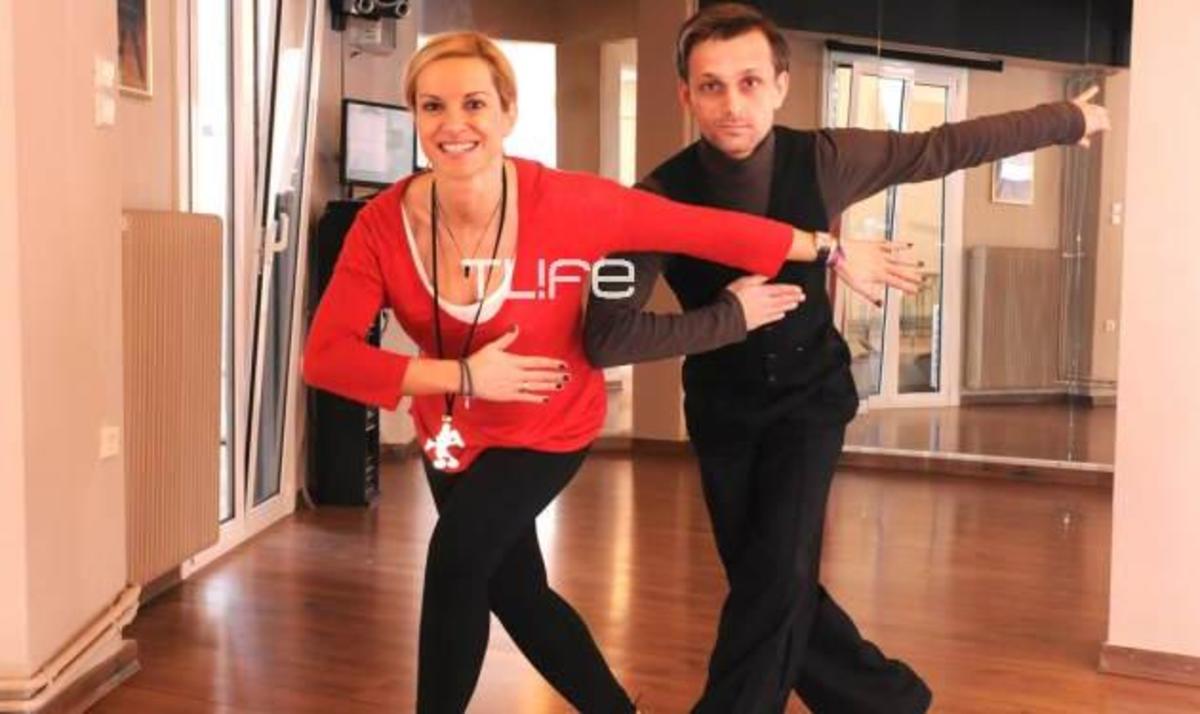 """Το TLIFE στις πρόβες της Μ. Μπεκατώρου για το """"Dancing""""! Όλα όσα μας αποκάλυψε!   Newsit.gr"""