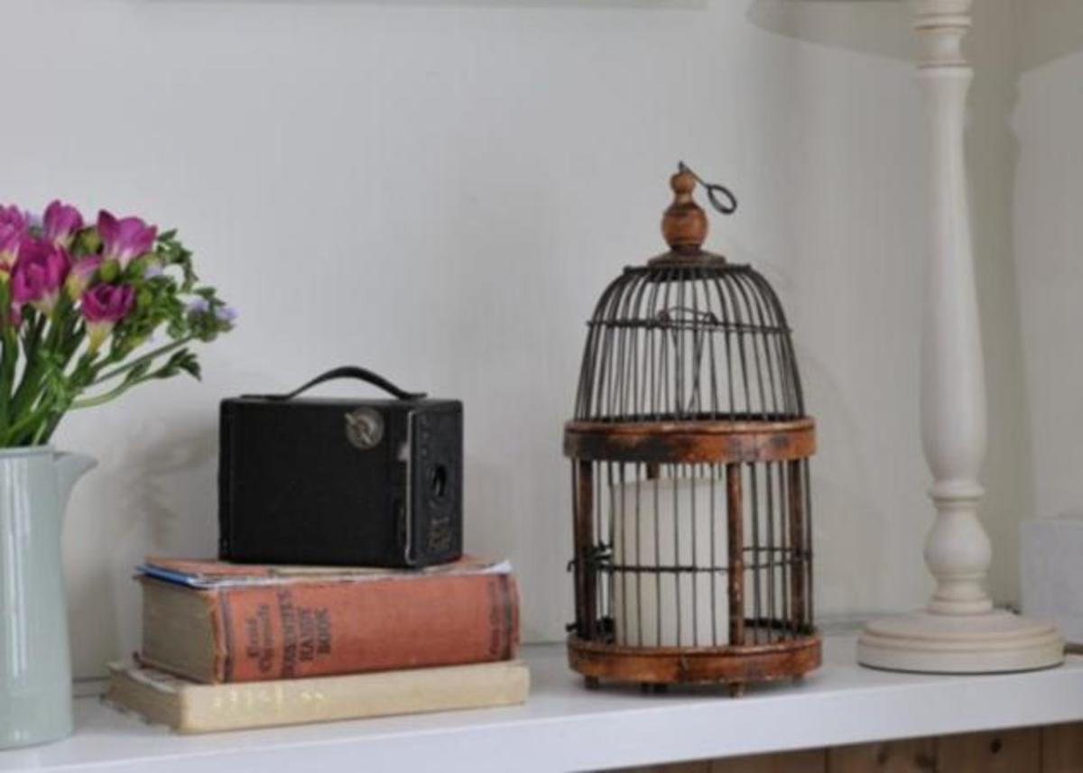 8 τρόποι να βάλεις το vintage στο σπίτι σου! | Newsit.gr