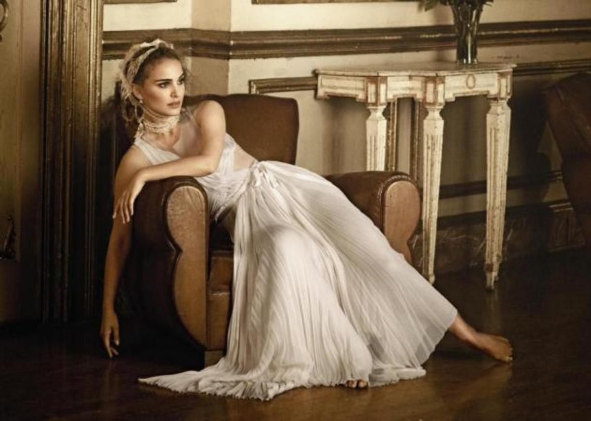 Η Νatalie Portman φωτογραφίζεται ως μπαλαρίνα | Newsit.gr