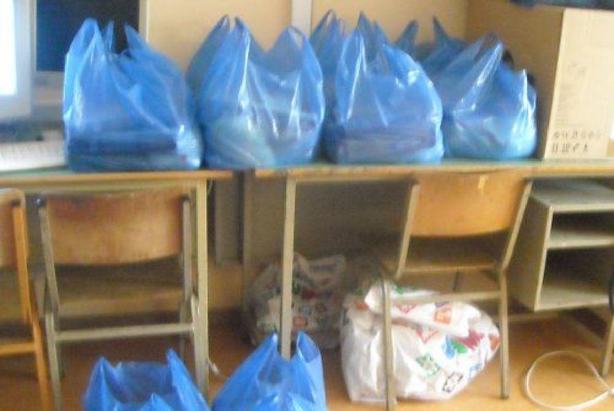 Κρήτη: Ένα χωριό μαζεύει τρόφιμα για το κολατσιό 50 μαθητών!   Newsit.gr