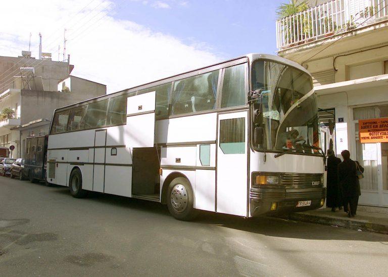 Φλώρινα:Τι αποφάσισε να μεταφέρει με το λεωφορείο ο οδηγός του; | Newsit.gr