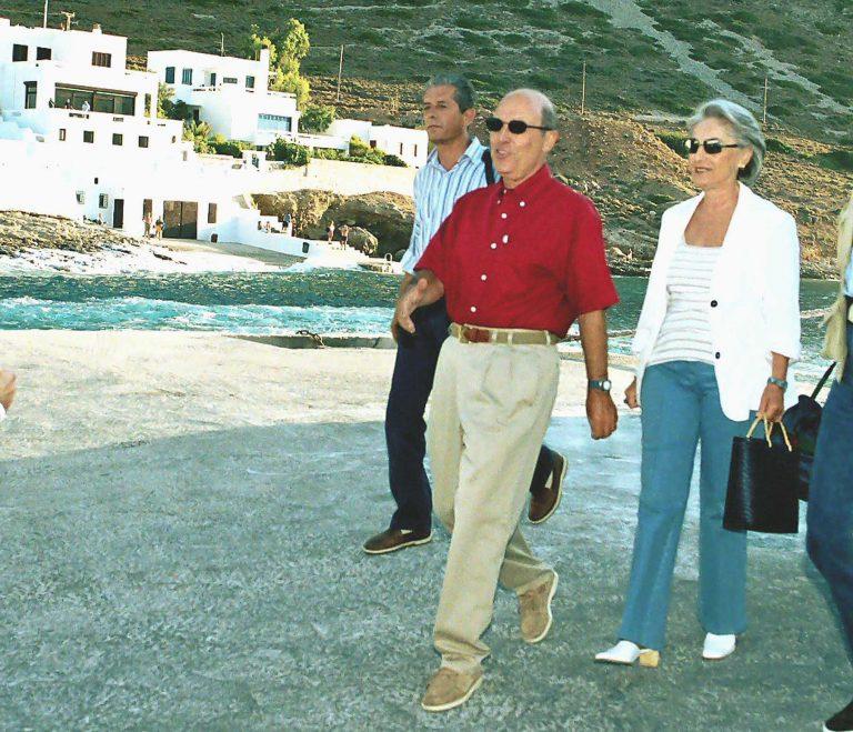 Ηλεία:Με τι ασχολείται ο Κώστας Σημίτης στον ελεύθερο χρόνο του;   Newsit.gr