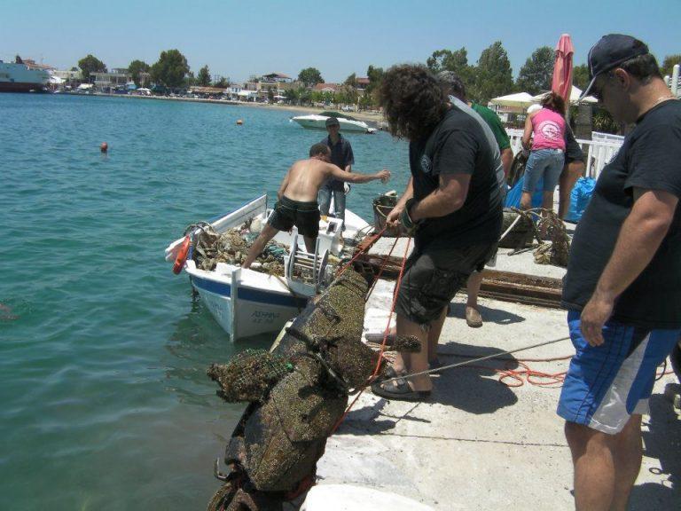 Εύβοια:Τι φαντάζεστε ότι ψάρεψαν στη θάλασσα της Ερέτριας; Δείτε φωτό! | Newsit.gr