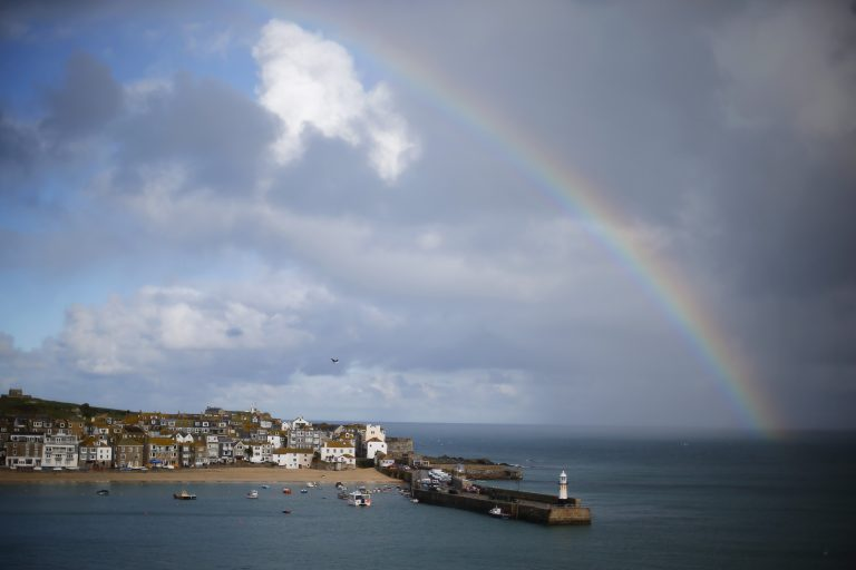 Somewhere over the Rainbow… – ΦΩΤΟ | Newsit.gr