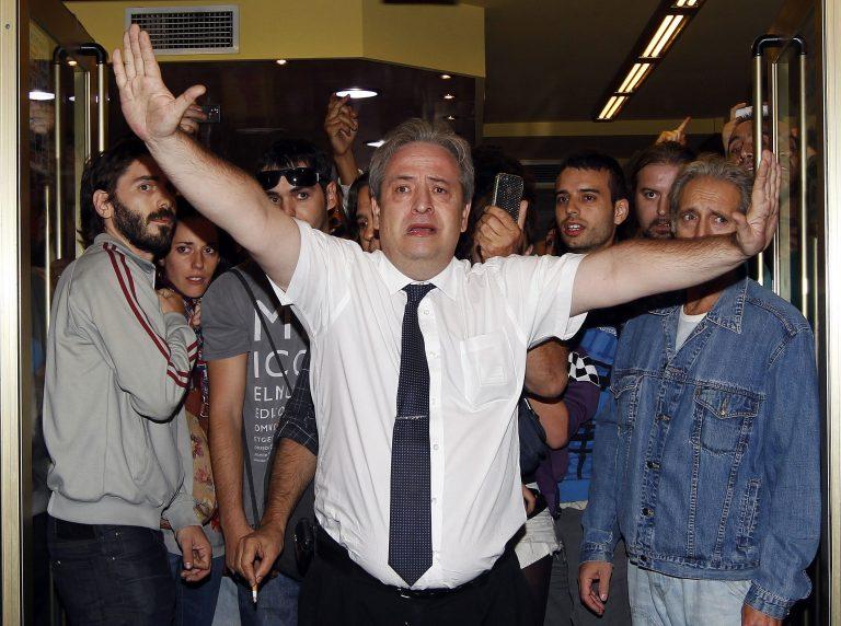 Άλλος ένας Κασίγιας έγινε ήρωας των Ισπανών! Ο ατρόμητος εστιάτορας (VIDEO) | Newsit.gr