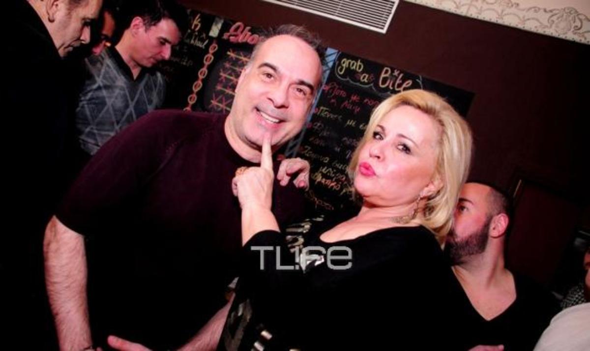 Φ. Σεργουλόπουλος: Οι διάσημοι φίλοι του διασκέδασαν στο μαγαζί του! Φωτογραφίες | Newsit.gr