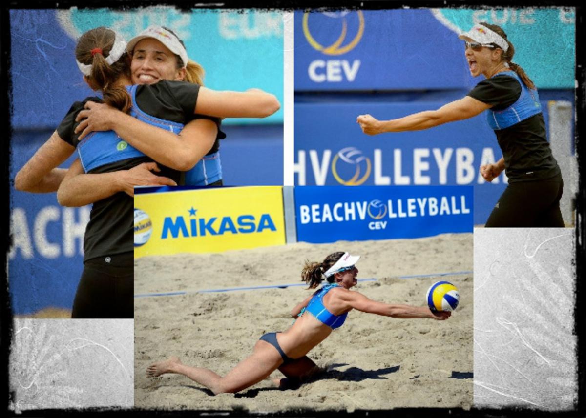 Αργυρό μετάλλιο για τις πρωταθλήτριες του Beach Volley   Newsit.gr