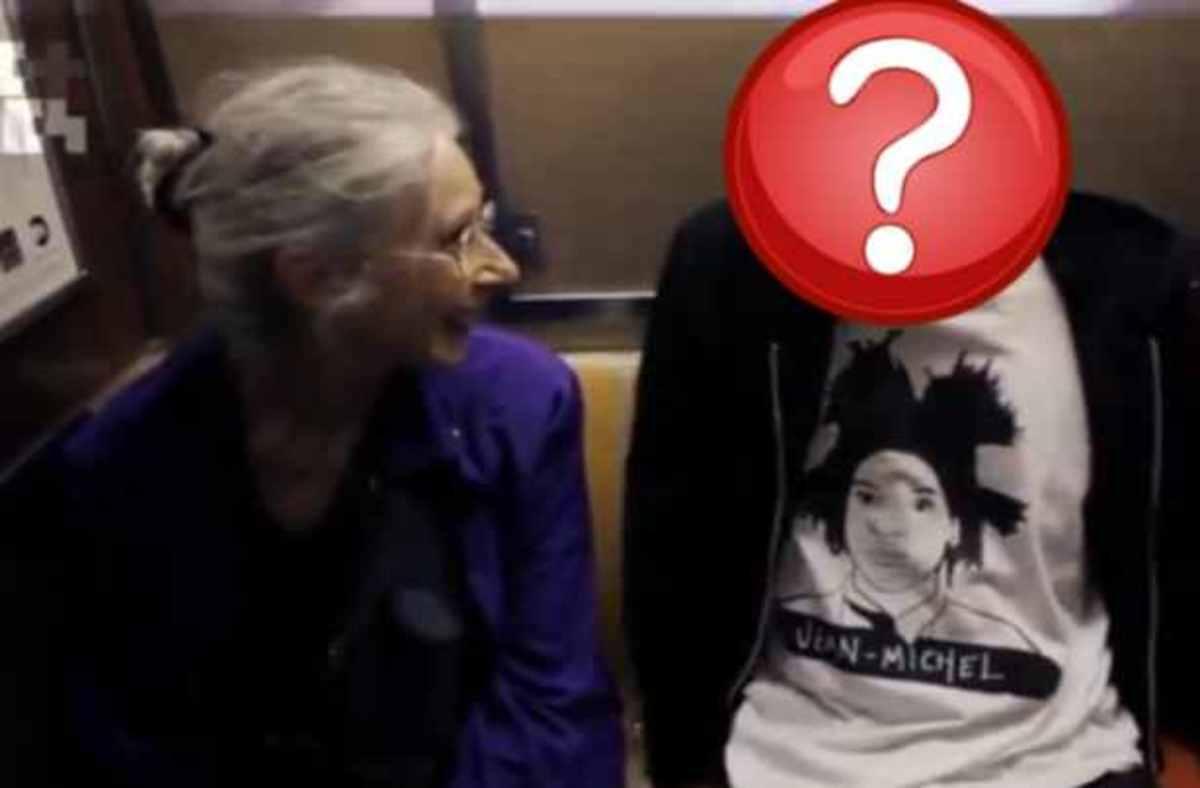 Κυρία μέσα στο μετρό δεν αναγνώρισε πασίγνωστο τραγουδιστή!   Newsit.gr