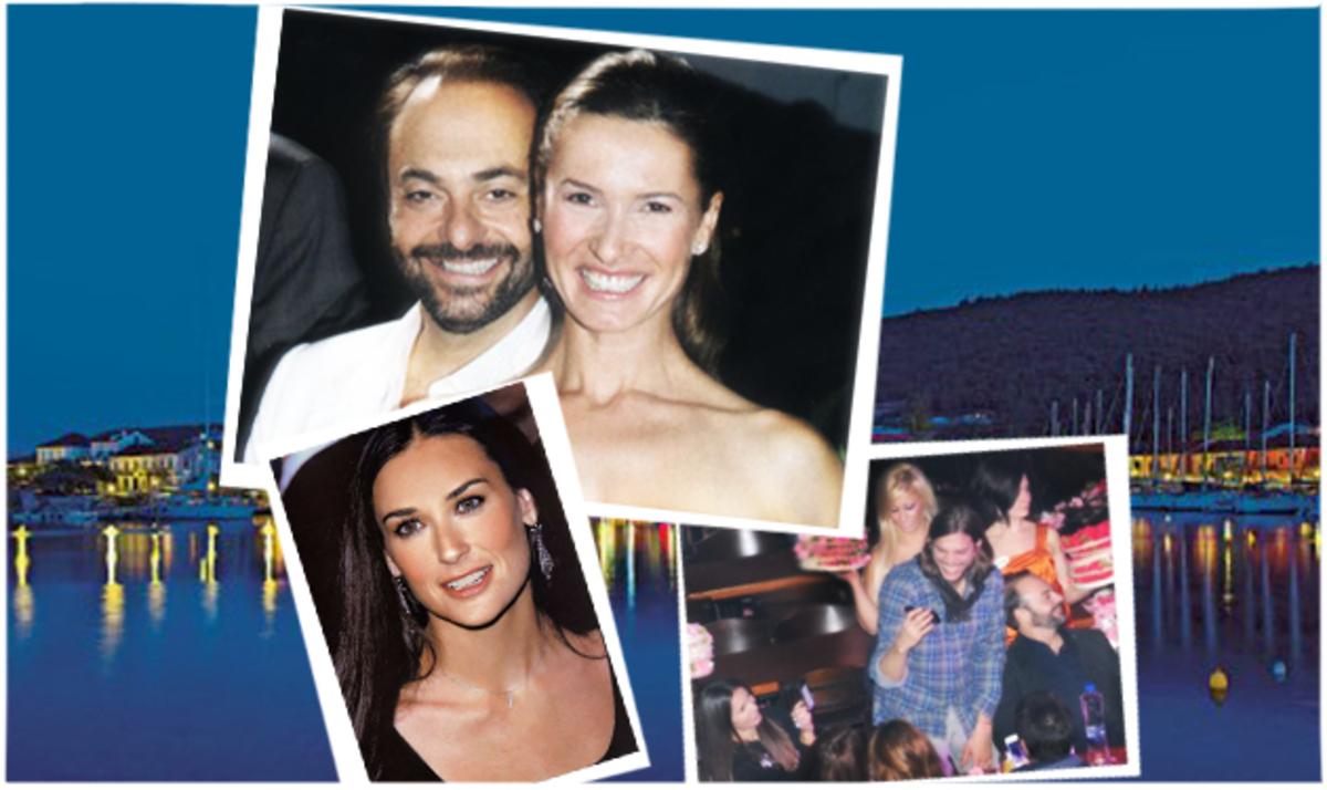 Η D. Moore στην Ελλάδα. Ποιος τη φιλοξενεί – Όλες οι λεπτομέρειες για την παραμονή της στη χώρα μας | Newsit.gr
