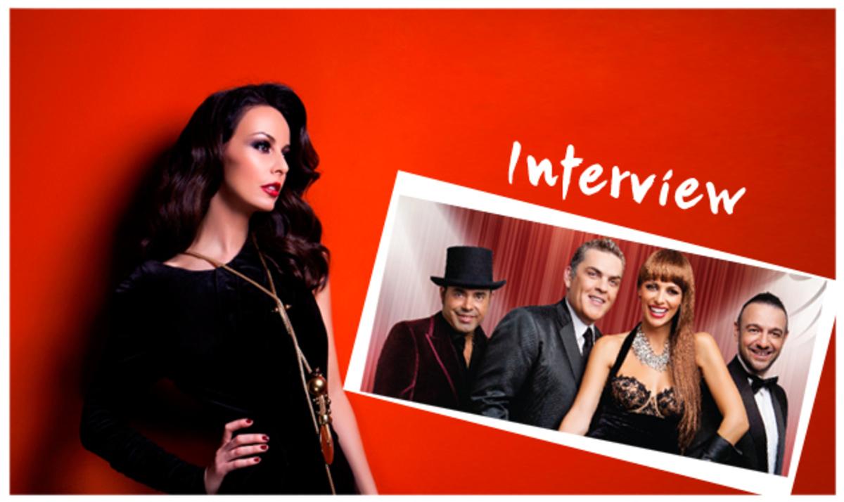 Μπ. Μαγγίρα στο TLIFE: Η πρεμιέρα στη Θεσσαλονίκη, τα ταξίδια χωρίς την κόρη της και τα σχέδια για το τραγούδι! | Newsit.gr