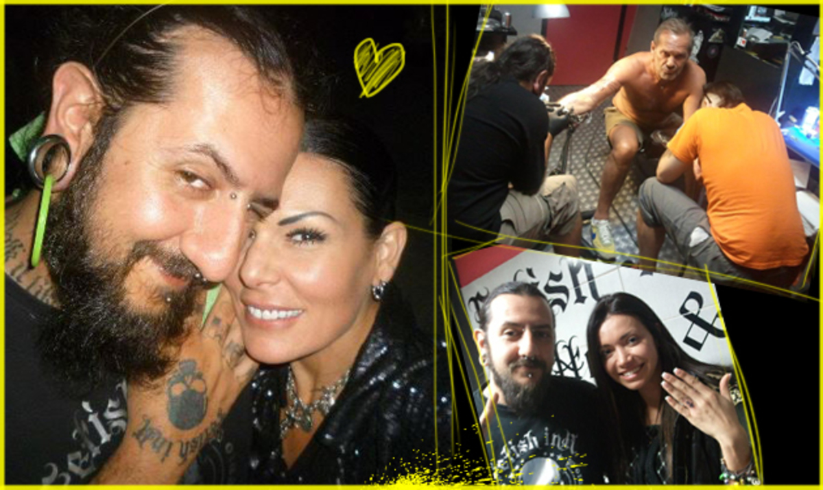 Έλενα Ψωμά: Η γνωστή μακιγιέζ μιλά στο TLIFE για τη σχέση της με τον tattoo artist των διασήμων! | Newsit.gr