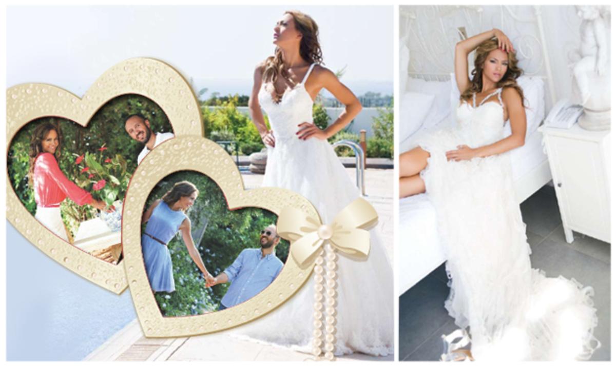 Ν. Καρρά: Ντύνεται νυφούλα στο πλευρό του Φ. Πιττατζή! Όλες οι λεπτομέρειες για το party πριν το γάμο   Newsit.gr
