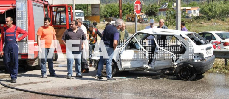 Ηλεία: »Έσβησε» στην άσφαλτο το πιο όμορφο και αθώο χαμόγελο! | Newsit.gr