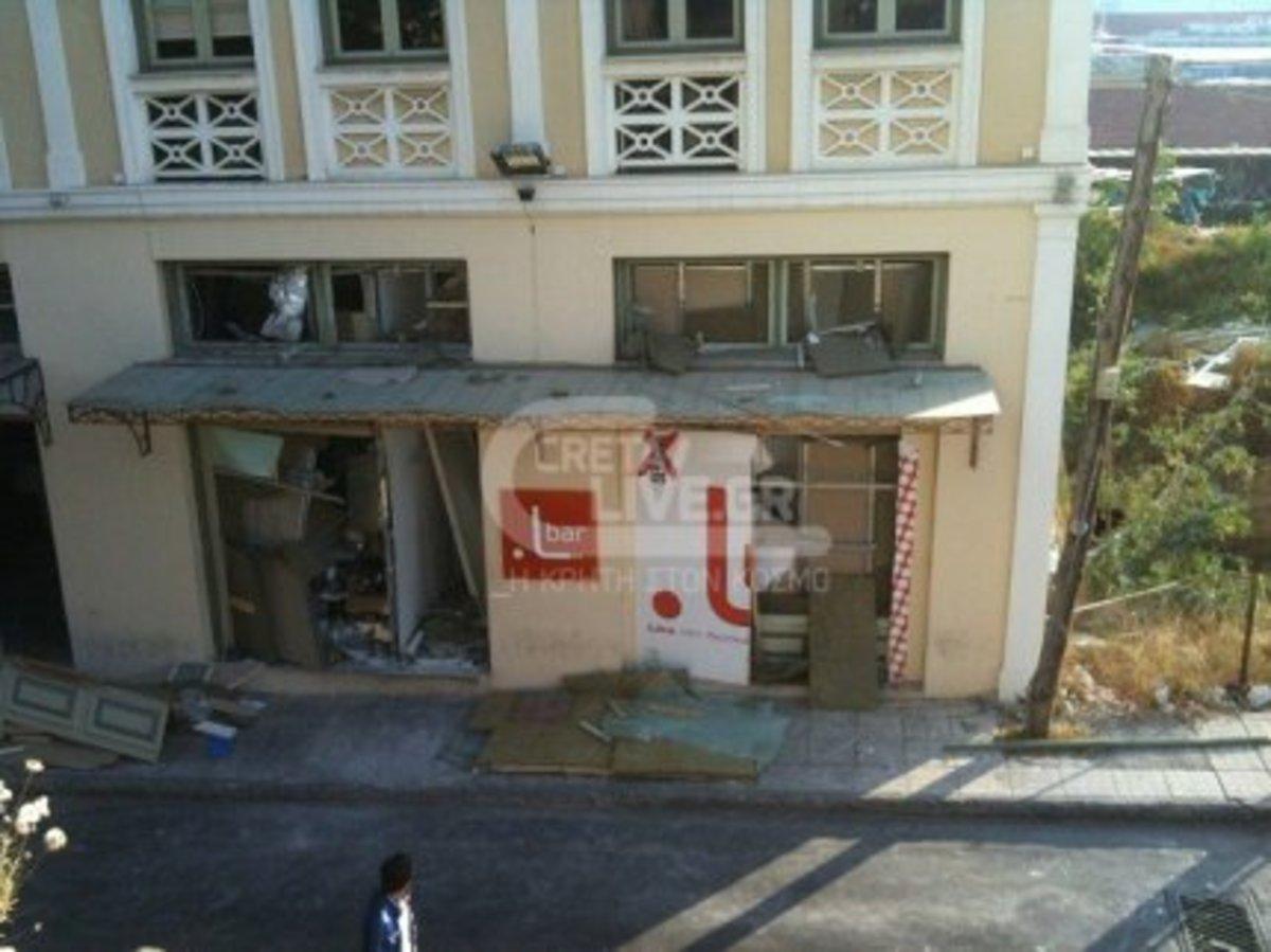 Κρήτη: »Ανατίναξαν» μεγάλο μπαρ στο κέντρο του Ηρακλείου! | Newsit.gr