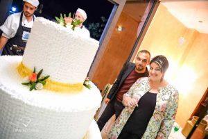 Πάτρα: Η γαμήλια τούρτα έκρυβε εκπλήξεις – Νύφη και γαμπρός έμειναν με το στόμα ανοιχτό [pics]