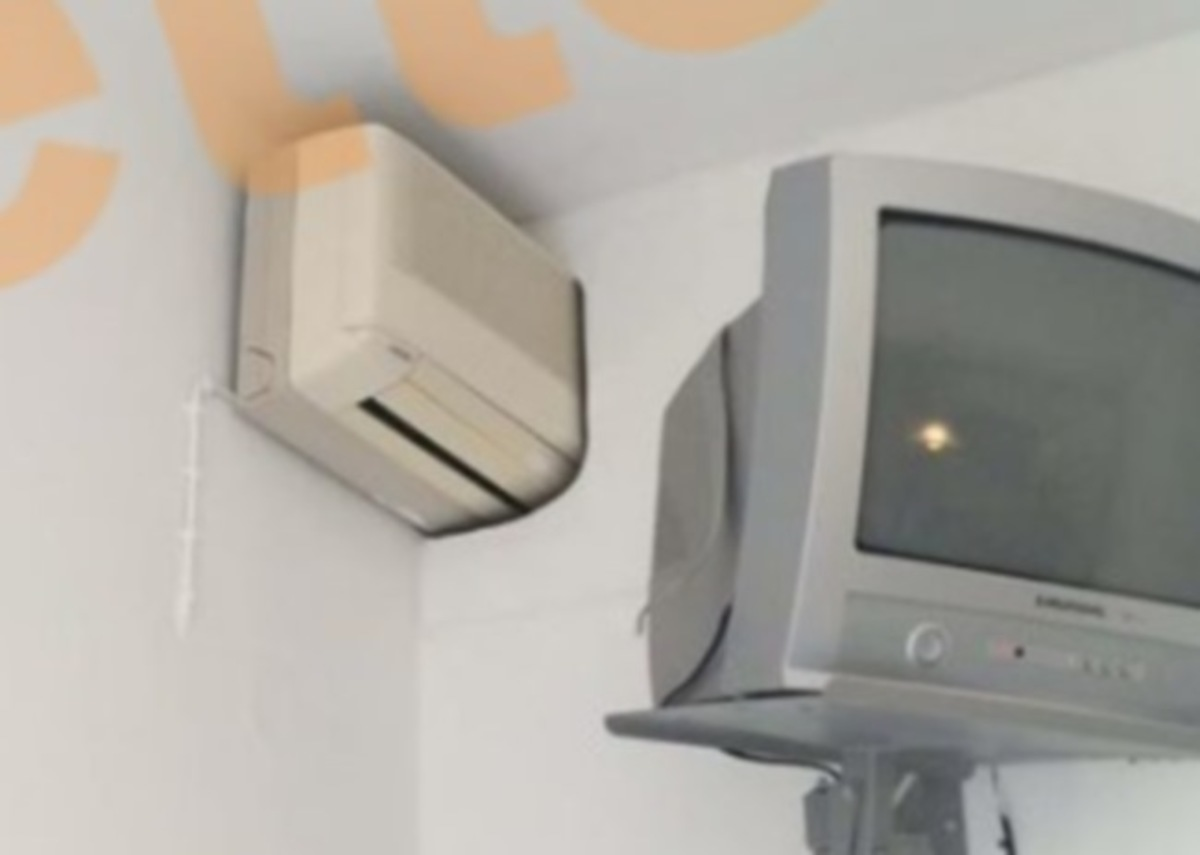 Ρέθυμνο: Ένα κλιματιστικό ανά δύο δωμάτια – Viral στο facebook η απίστευτη πατέντα ξενοδόχου (Φωτό)!   Newsit.gr
