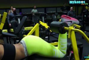 Μύκονος: Μπήκε στο γυμναστήριο και έφερε καύσωνα – Οι ασκήσεις που έγιναν θέμα συζήτησης [vid]
