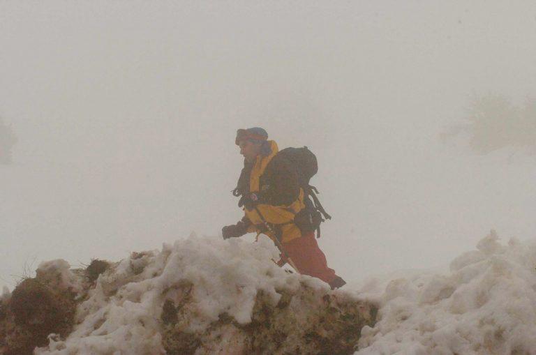 Μακεδονία: Bρέθηκε σώος ο αγνοούμενος ορειβάτης στα Πιέρια Όρη! | Newsit.gr