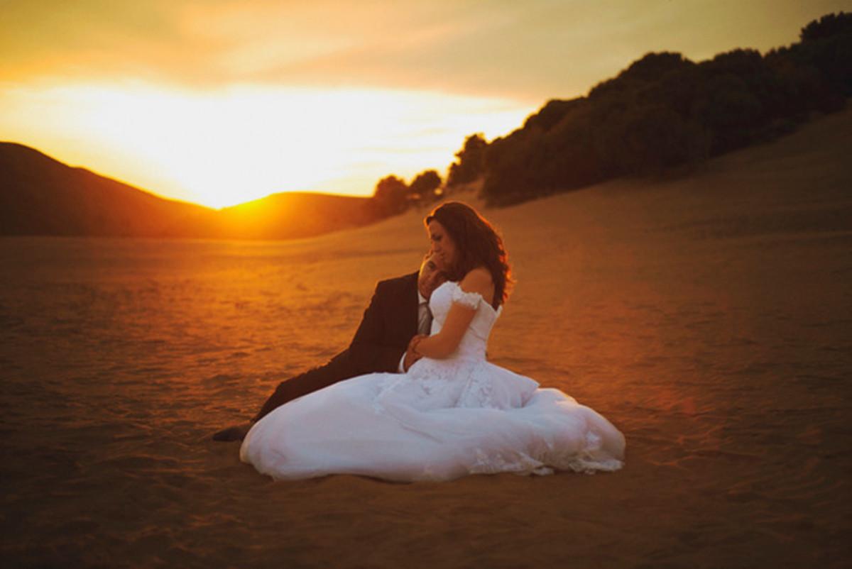 Λήμνος: Ο ονειρικός γάμος που μάγεψε τους καλεσμένους – Γαμπρός και νύφη συγκίνησαν τους πάντες (Βίντεο)! | Newsit.gr