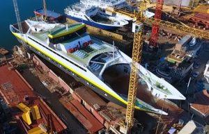 Σαλαμίνα: Έτοιμο το ελληνικό οχηματαγωγό πλοίο που στοχεύει τις διεθνείς αγορές [pic]