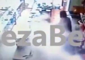 Πρέβεζα: Τον χτύπησε η χύτρα την ώρα που μαγείρευε – Αποκαλυπτικό βίντεο σε εστιατόριο [vid]