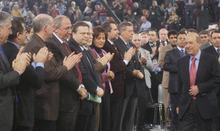 Συνέδριο ΠΑΣΟΚ: Τότε και τώρα – Από το 1996 μέχρι σήμερα – ΔΕΙΤΕ ΦΩΤΟ   Newsit.gr