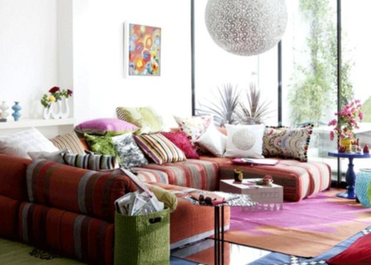 6 ιδέες για να αλλάξεις το σαλόνι σου! | Newsit.gr