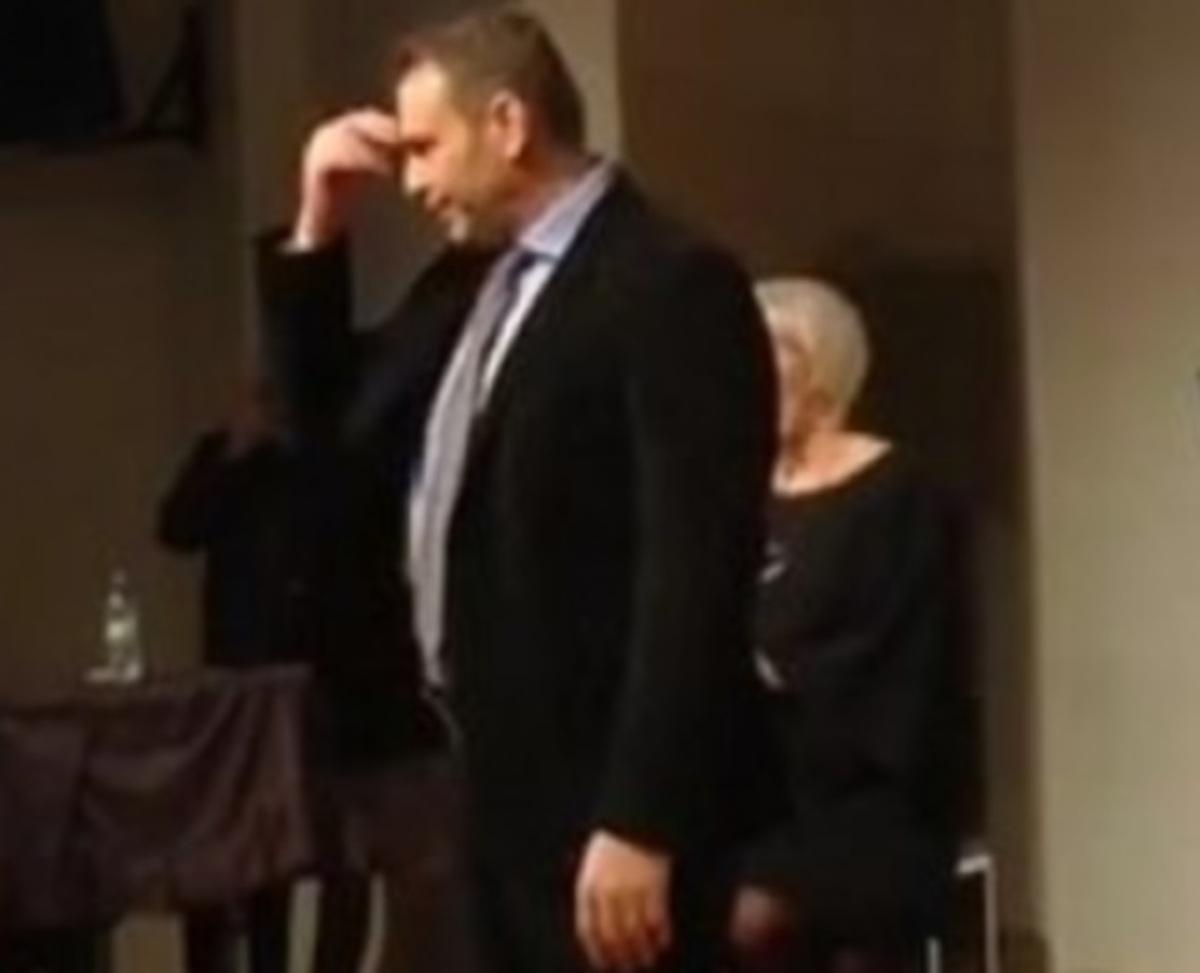 Στυλίδα: Ο Απόστολος Γκλέτσος έκανε το σταυρό του και είπε αυτό που όλοι περίμεναν [vid] | Newsit.gr