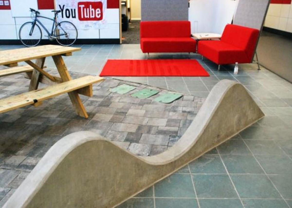 Μπες στα άδυτα των γραφείων του YouTube! | Newsit.gr