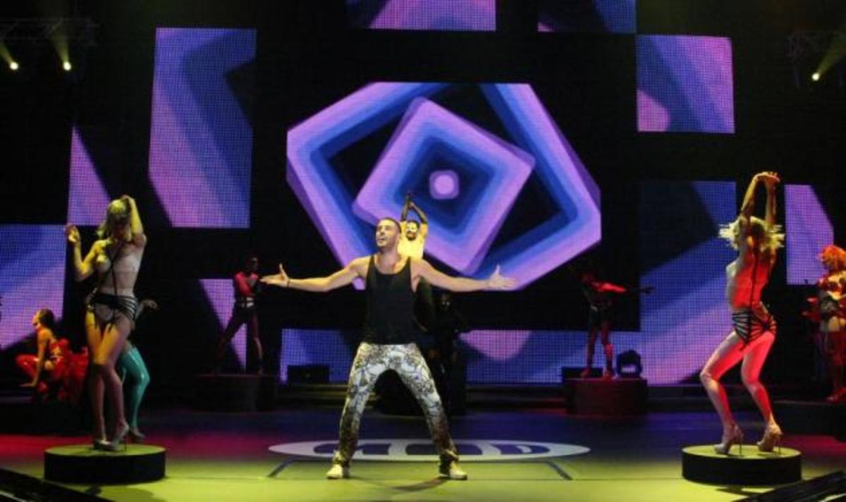 Κ. Μαρτάκης: Στην κορυφή με το Mamacita Buena και τον Claydee!   Newsit.gr