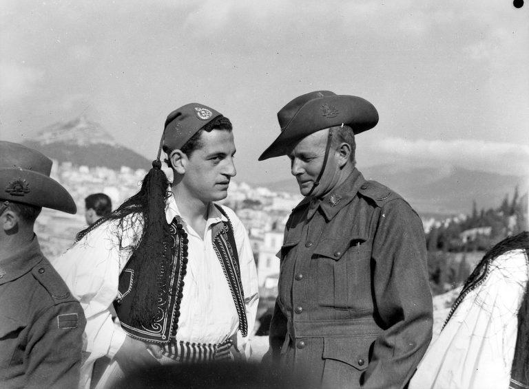 Θεσσαλονίκη: Βετεράνοι πολεμιστές του Β' Παγκοσμίου πολέμου θυμούνται… | Newsit.gr