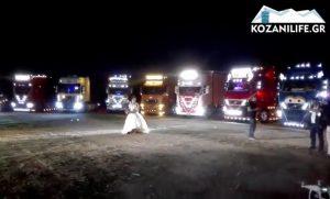 Θεσσαλονίκη: Ο γάμος που έγινε viral – Νύφη και γαμπρός συγκίνησαν και εξέπληξαν τους καλεσμένους [vids, pics]