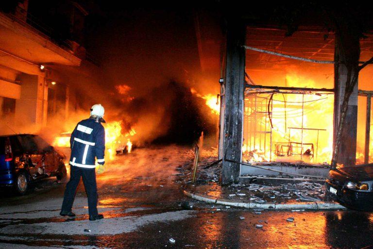 Χανιά: Φωτιά σε γνωστό εστιατόριο της Παλιάς Πόλης | Newsit.gr
