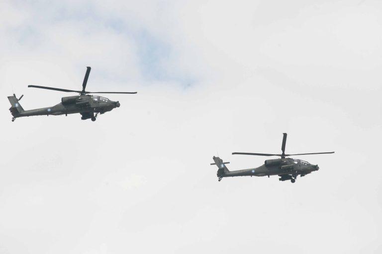 Θράκη: Πτήση τριών ελικοπτέρων προκάλεσε σάλο και καταγγελία βουλευτή! | Newsit.gr