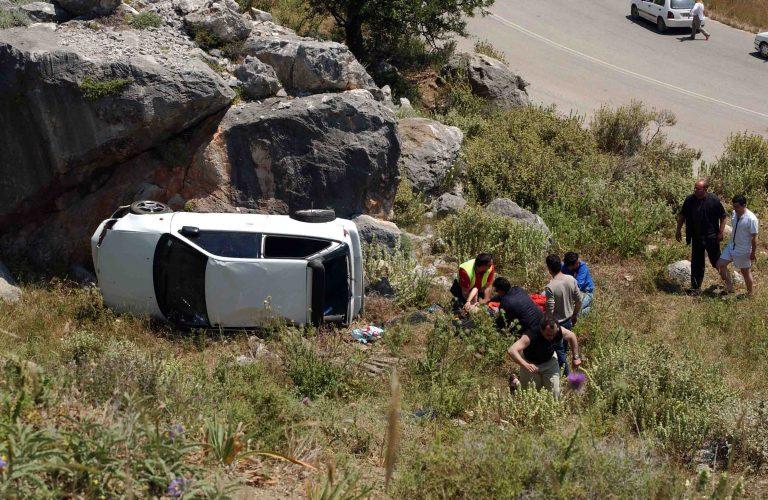 Ηράκλειο: Οδηγός με τύχη… 40 μέτρα! | Newsit.gr