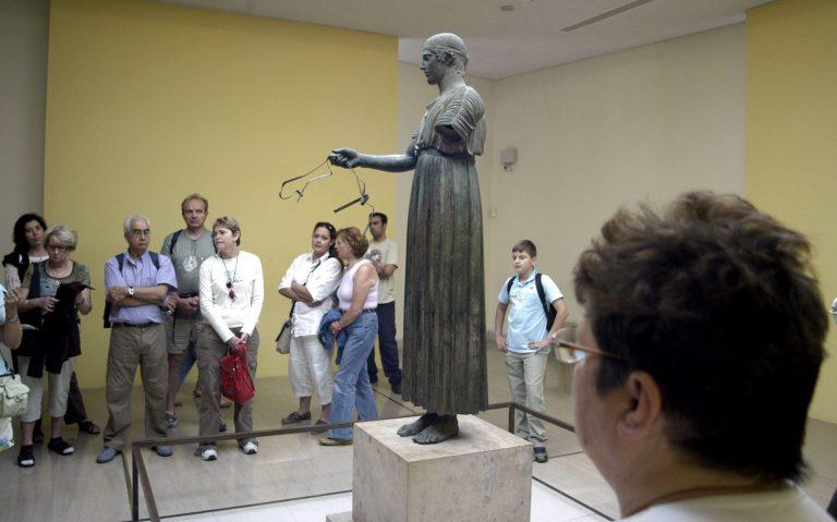 Φθιώτιδα:Δεν πήγαν όλοι οι τουρίστες στους Δελφούς,για τους αρχαιολογικούς θησαυρούς…   Newsit.gr