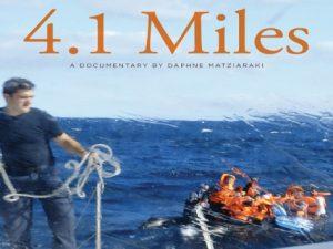 Oscar 2017: Ο ήρωας του Αιγαίου στην απονομή για το ντοκιμαντέρ «4.1 miles»