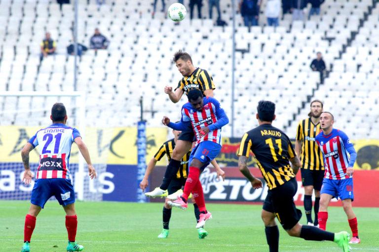 ΑΕΚ – Πανιώνιος 0-1 ΤΕΛΙΚΟ | Newsit.gr