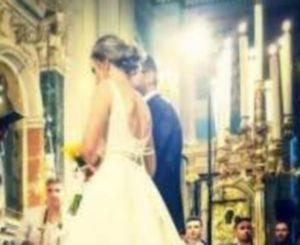 Πάτρα: Το νυφικό που έγινε viral στο διαδίκτυο – Έλαμπε από ευτυχία η Ελένη Κριτσωτάκη (Φωτό)!