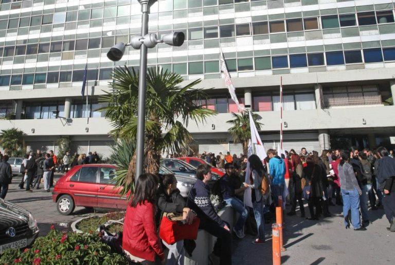 Θεσσαλονίκη: Ανακατάληψη του ΑΠΘ – «Δεν είμαστε εμείς» λένε οι εργολαβικοί υπάλληλοι | Newsit.gr