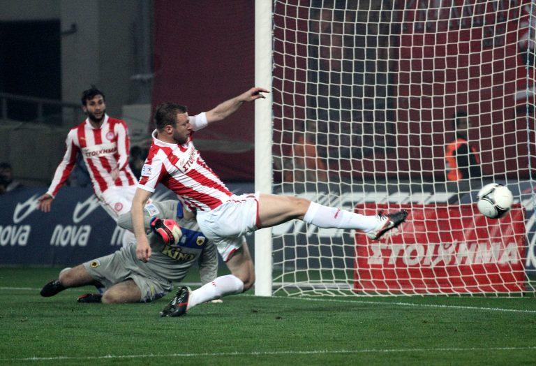 ΤΕΛΙΚΟ: Ολυμπιακός – ΑΕΚ 3-0   Newsit.gr