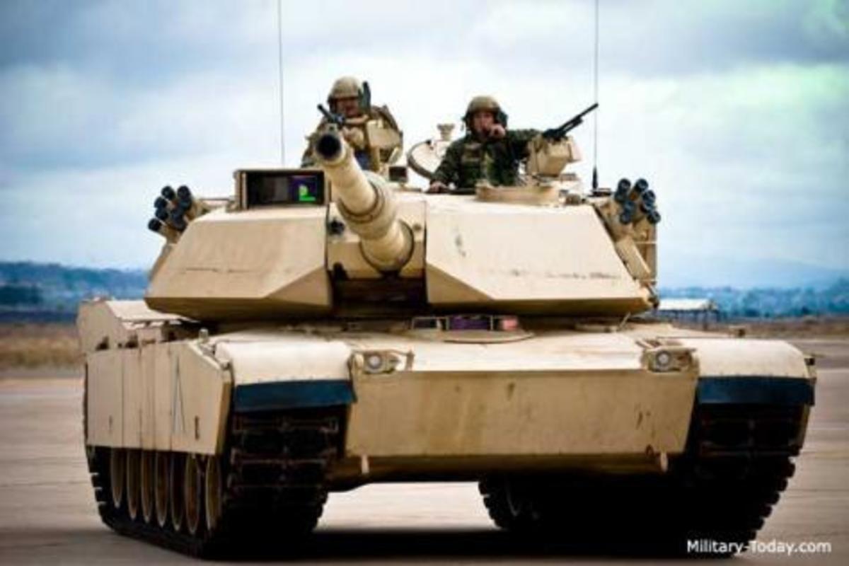 Ποιοι «γελάνε» και ποιοι «κλαίνε» με τη συμφωνία για τα Abrams και τα τεθωρακισμένα | Newsit.gr