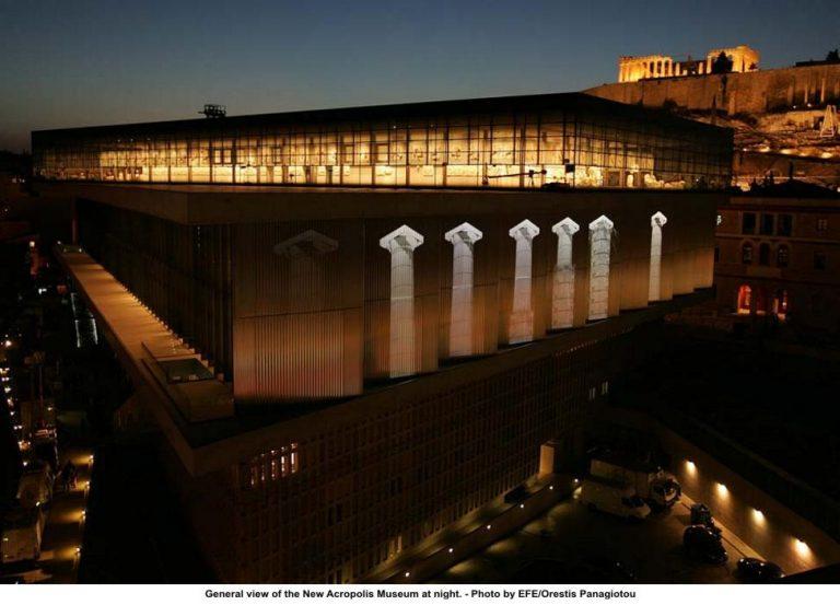 Ανακαλύπτοντας τα αρχαϊκά χρώματα στο Μουσείο της Ακρόπολης | Newsit.gr