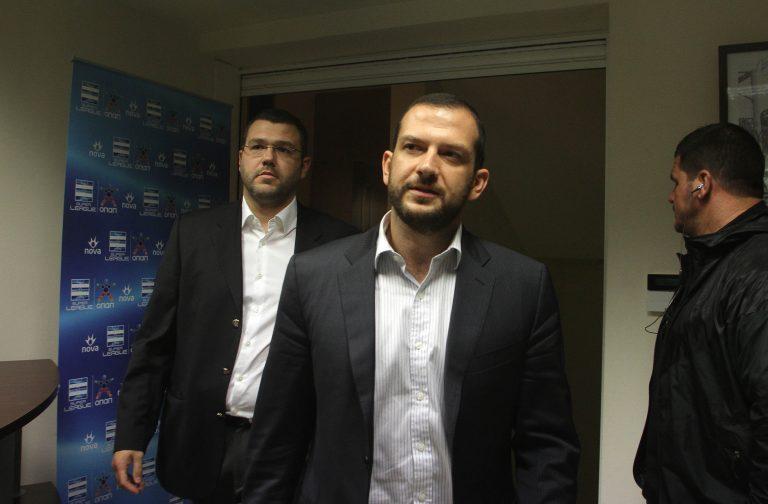 Αδαμίδης: Το γήπεδο θα γίνει στη Νέα Φιλαδέλφεια | Newsit.gr