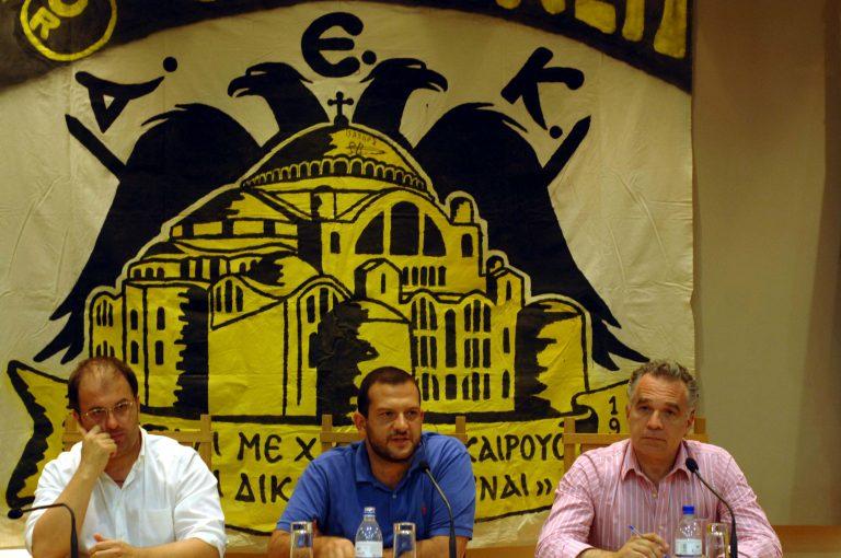 Μοίρασε ελπίδες ο Αδαμίδης: Είμαστε κοντά στον Χίλντεμπραντ, το παλεύουμε για Μίτσελ | Newsit.gr
