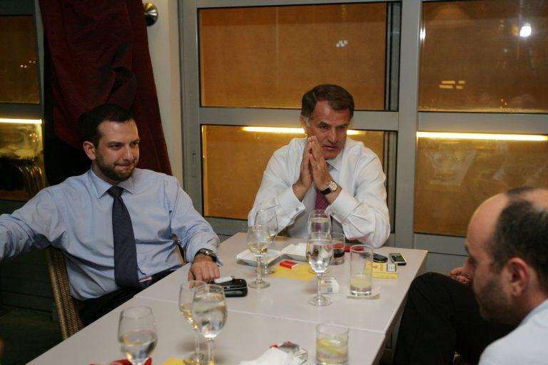 Την Πέμπτη τα λένε Μπάγεβιτς – Αδαμίδης   Newsit.gr