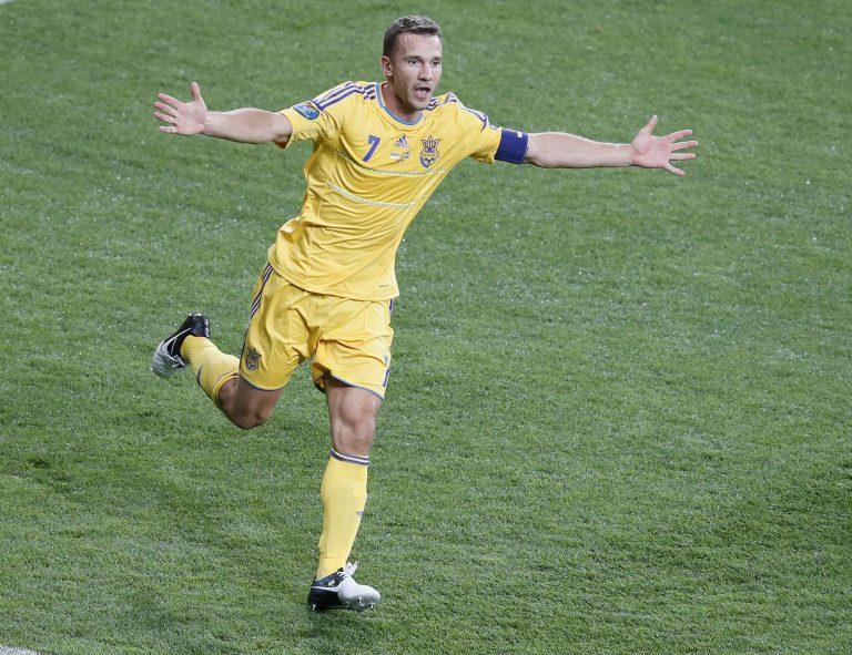 Αντρέι 2,Ζλάταν 1 – Νίκη με ανατροπή για την Ουκρανία | Newsit.gr