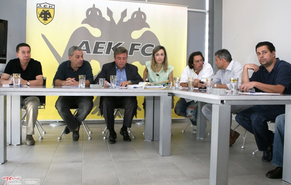 Ελπίζει η ΑΕΚ – Δημητρέλος:Οι πιο σοβαρές επαφές που είχαμε | Newsit.gr